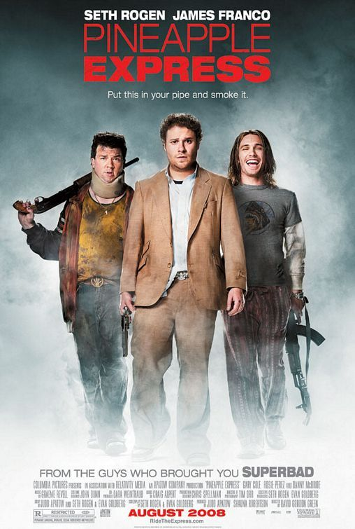 Pineapple Express Comedy